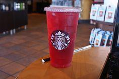 Starbuck's tea!