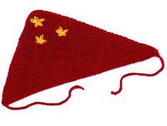 Knit Kerchief