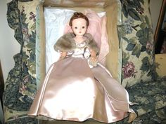 RARE 1956 MADAME ALEXANDER CISSY DOLL in BOX  #2041 !!