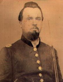 Capt William Terrell Hall Co B 3rd La.