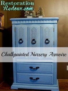 Chalkpainted Nursery