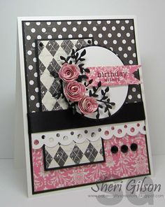 Paper Crafty's Creations: The Deconstructed Sketch Challenge #73