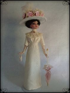 Edwardian ensemble for Ellowyne