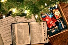 LDS version of Jesse Tree Advent including pdf with all the details and planning already done!