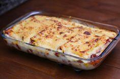 Update: Lasagne - Lekker en Simpel