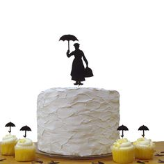 Mary Poppins Cake To