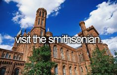 Visit the Smithsonian