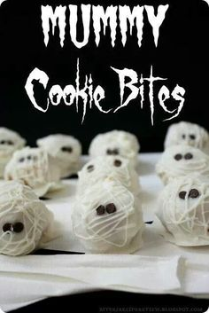 Make these with Oreo balls