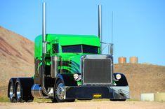 custom rig, big truck, trucks, big rig, peterbilt truck, semi truck, larg car, shine truck, custom peterbilt