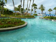 One of the pools at the Melia, Cable Beach June 2014