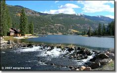 Lake City, Colorado...  I love it here!!