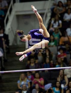 Anna Li 2012 Olympic Trails gymnastics gymnast #KyFun uneven bars