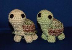 Turtle free crochet pattern by Stephanie Osborne toy, baby gifts, crochet tutorials, crochet turtl, turtles, tortoises, crochet patterns, kid, amigurumi patterns