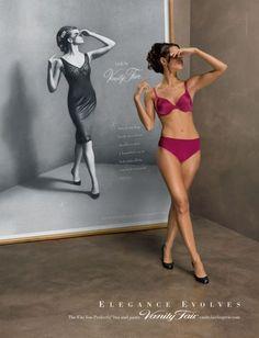 Vanity Fair 2000s lingerie