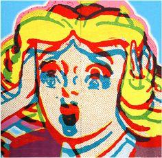Scream | Farhad Moshiri | 2011 #Art
