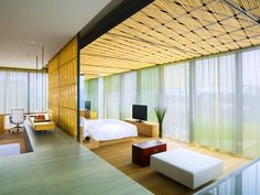 kengo kuma: the opposite house hotel, beijing