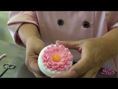 Easy Gerbera daisy tutorial