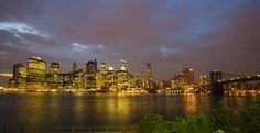 Night Manhattan by Alla Beskina, via 500px night manhattan, alla beskina