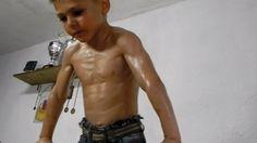 The Nine-Year-Old Romanian Strongman   VICE Canada #VICE #SPORTS #KIDS