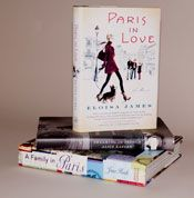 Armchair Travelers Alert: Parade magazine this week listed 4 new books about Paris to check out!