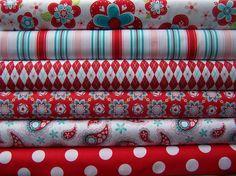 I <3 this fabric