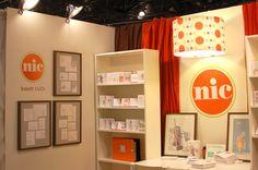 bridal showcas, design biz, koala printwork, stationery design, booth idea