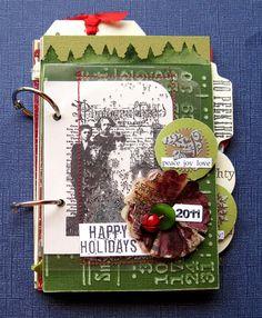 beautiful art journals!