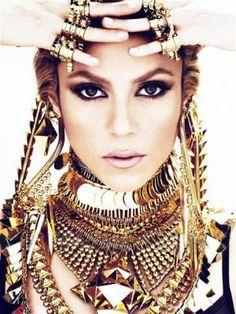 Shakira. She is such a boss.