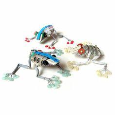 Electronics robots