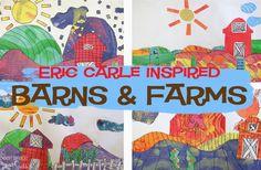 Eric-Carle-inspired-barns
