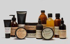 """Biologie"" skin care range for Rain Africa - Atelier, Swellendam"