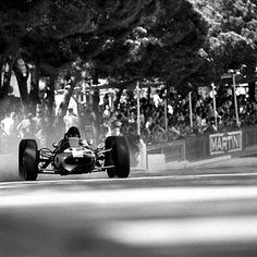 Jim Clark - Lotus - Monaco 1964,