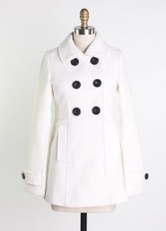 The Perfect Peacoat  $39.20