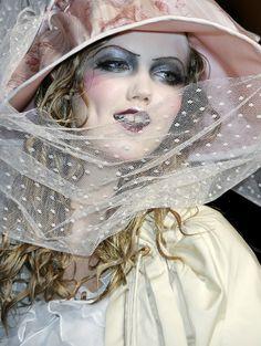 John Galliano  beautiful tule