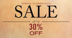 Let the #sale begin! Save up to 30% on spring/summer items from premium brands including #barbour #hunter #hugoboss #isabeldepedro #hackett #sebago and more http://www.countryattire.com/sale.html