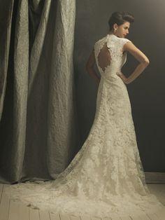 #wedding dress #lace wedding