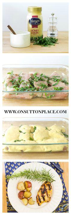 summer suppers, rosemari potato, supper food recipes