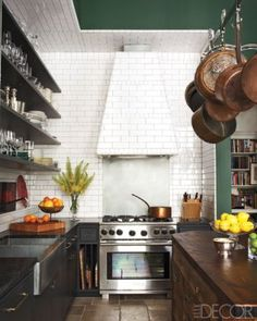 Equal parts modern and rustic.
