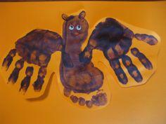 cute bat project for kids