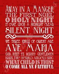 Christmas Songs <3