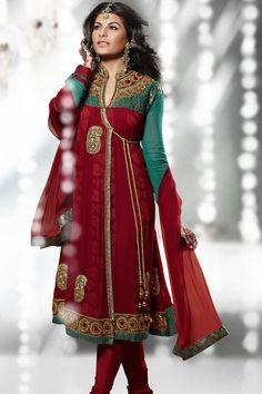 Salwar Kameez Latest Designs 2013 Patterns Neck Designs Styles Men Girls Neck Pattern: Salwar Kameez Designs
