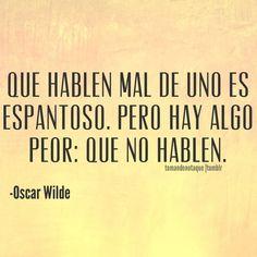Frases • #Frases de Oscar Wilde #frasescelebres #reflexiones