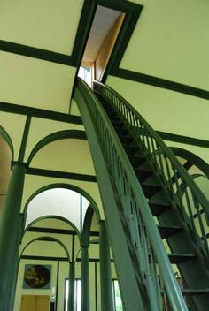 angles, stairway, heaven, arches, staircase design, friendship, architecture, templ, shades of green