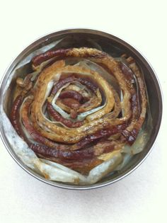 Canning Bacon