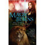 Magic Burns (Kate Daniels, Book 2) (Mass Market Paperback)By Ilona Andrews