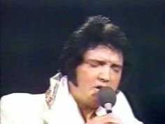 We saw Elvis in concert. What a thrill! I love his gospel music!