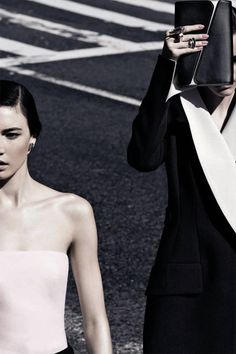 Jacquelyn Jablonski  Kremi Otashliyska by Claudia Knoepfel  Stefan Indlekofer | Dior Magazine #3