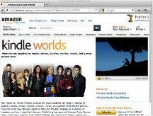 """Amazon's """"Kindle Wor"""