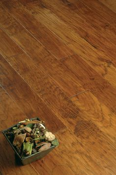 Pecan wood floors