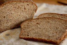 our sourdough bread recipe